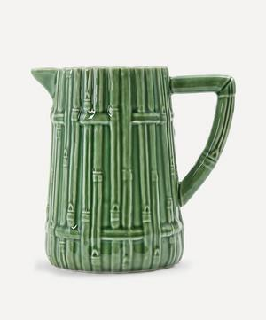 Bamboo Pitcher