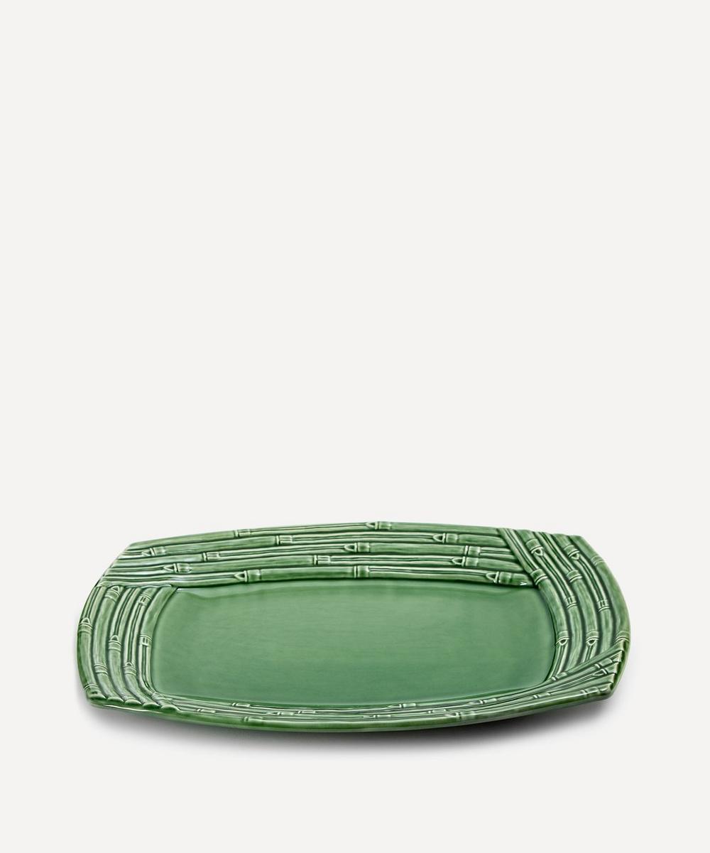 Bordallo Pinheiro - Bamboo Platter
