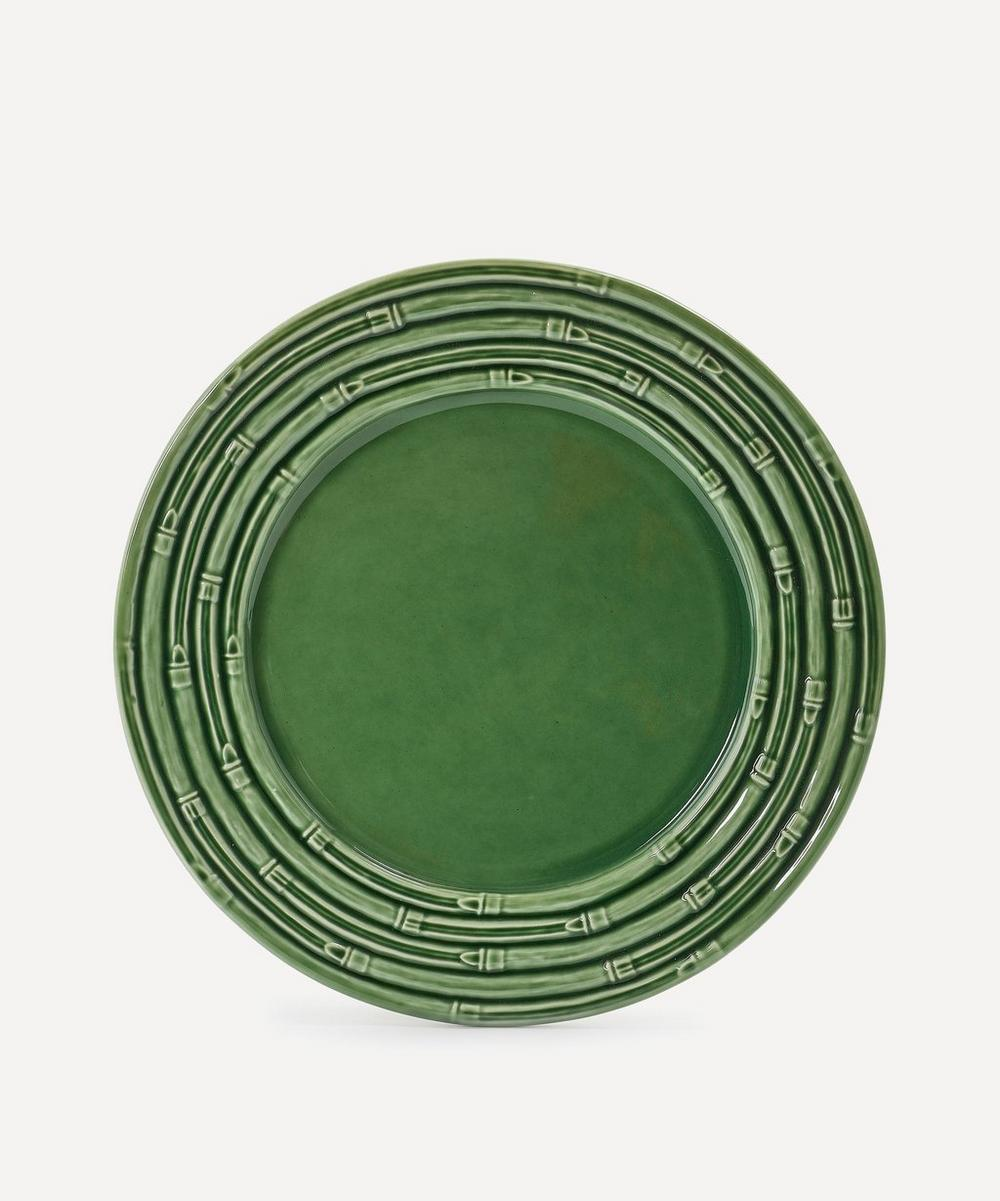 Bordallo Pinheiro - Bamboo Charger Plate