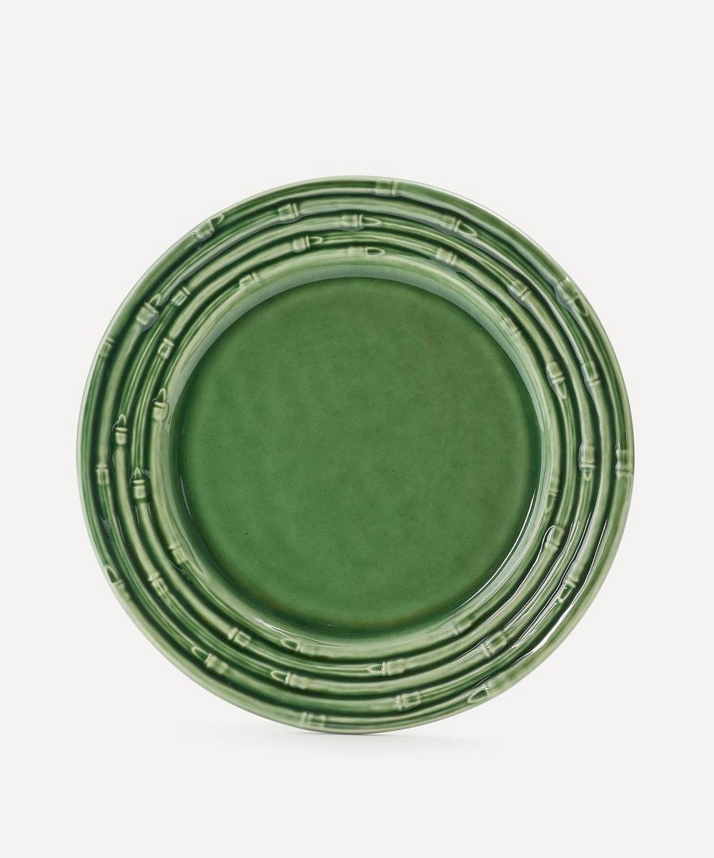 Bordallo Pinheiro - Bamboo Dessert Plate