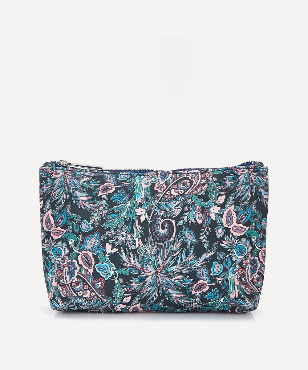 Liberty London - Small Far Away Paisley Wash Bag