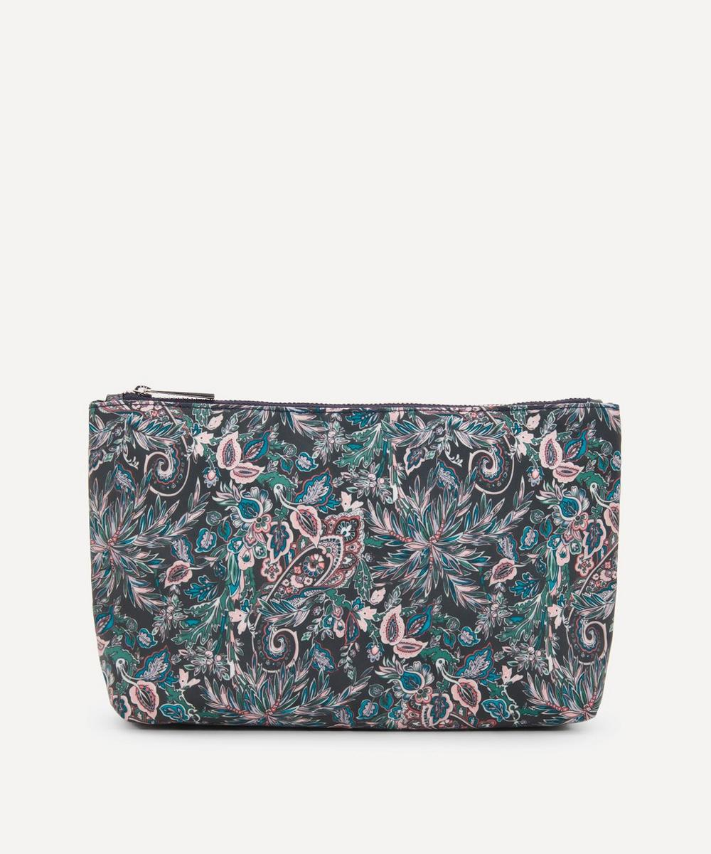 Liberty - Medium Far Away Paisley Wash Bag