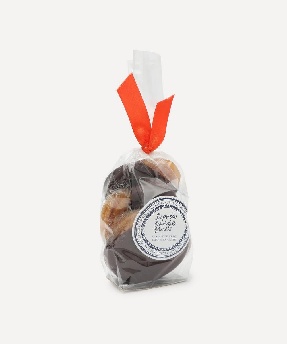 Rococo - Dark Chocolate Dipped Orange Slices 150g