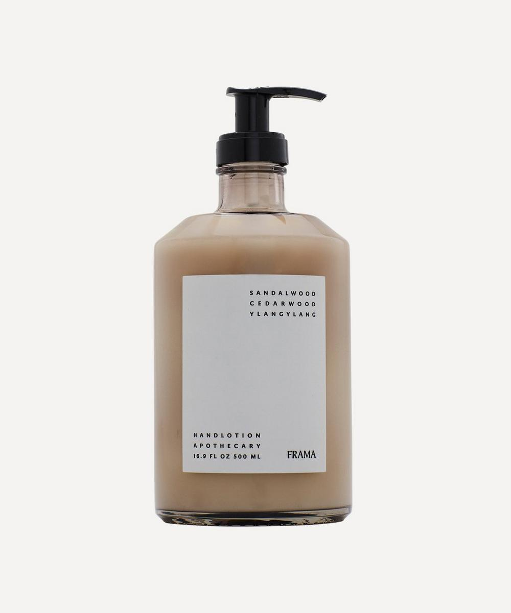Frama - Apothecary Hand Lotion 500ml