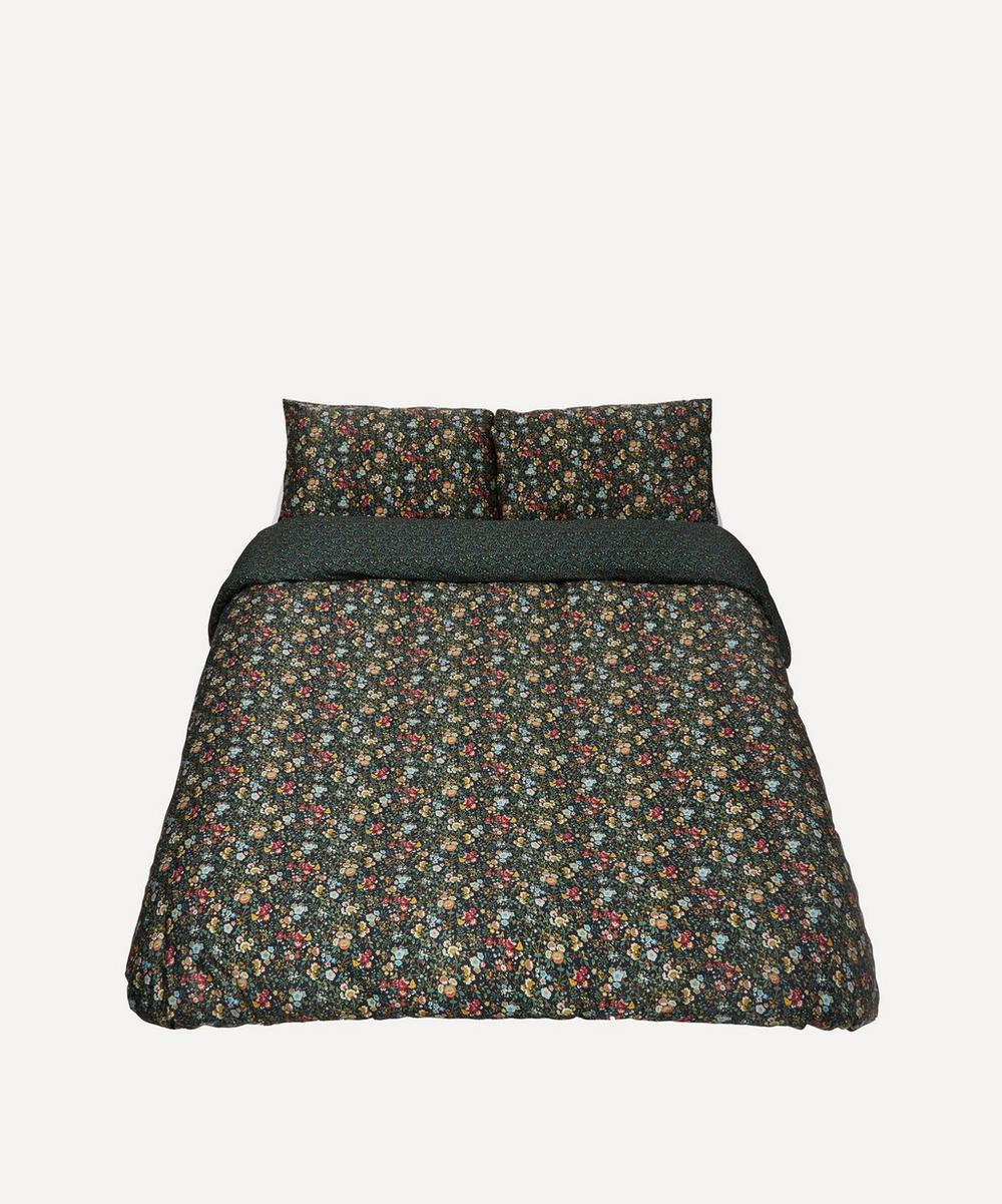 Liberty - Delilah Cotton Sateen Double Duvet Cover Set