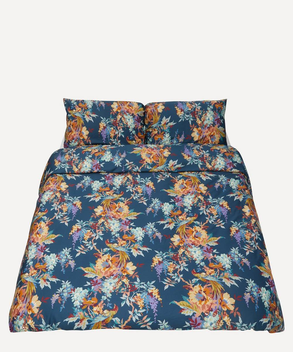 Liberty - Delphine Cotton Sateen King Duvet Cover Set