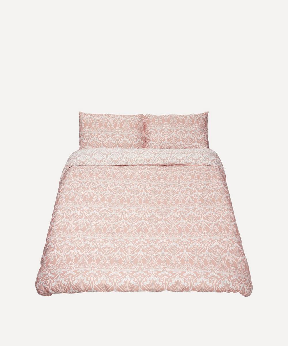 Liberty - Ianthe Cotton Sateen Double Duvet Cover Set