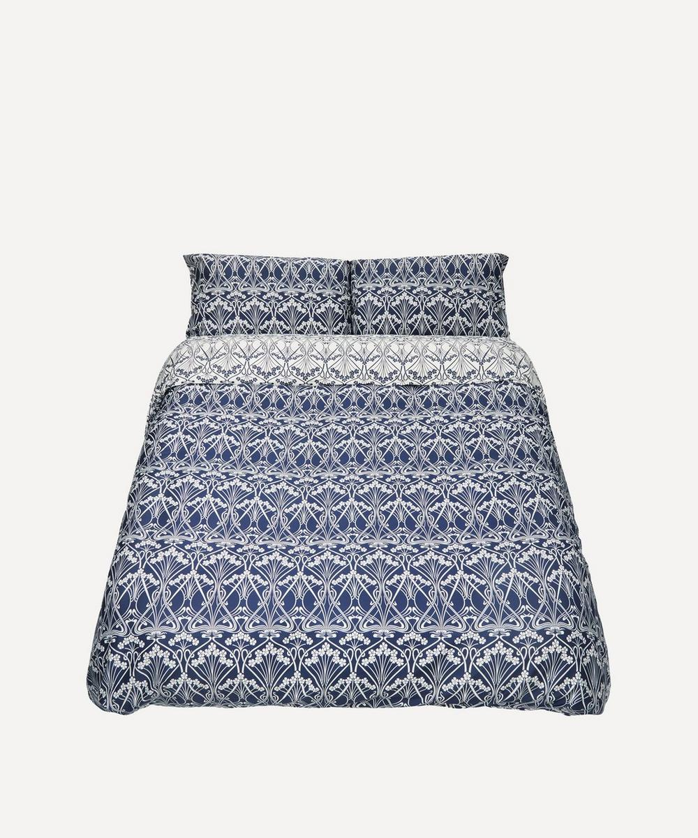 Liberty - Ianthe Cotton Sateen Double Duvet Cover Set