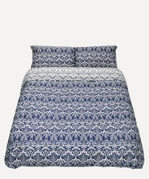 Ianthe Cotton Sateen King Duvet Cover Set