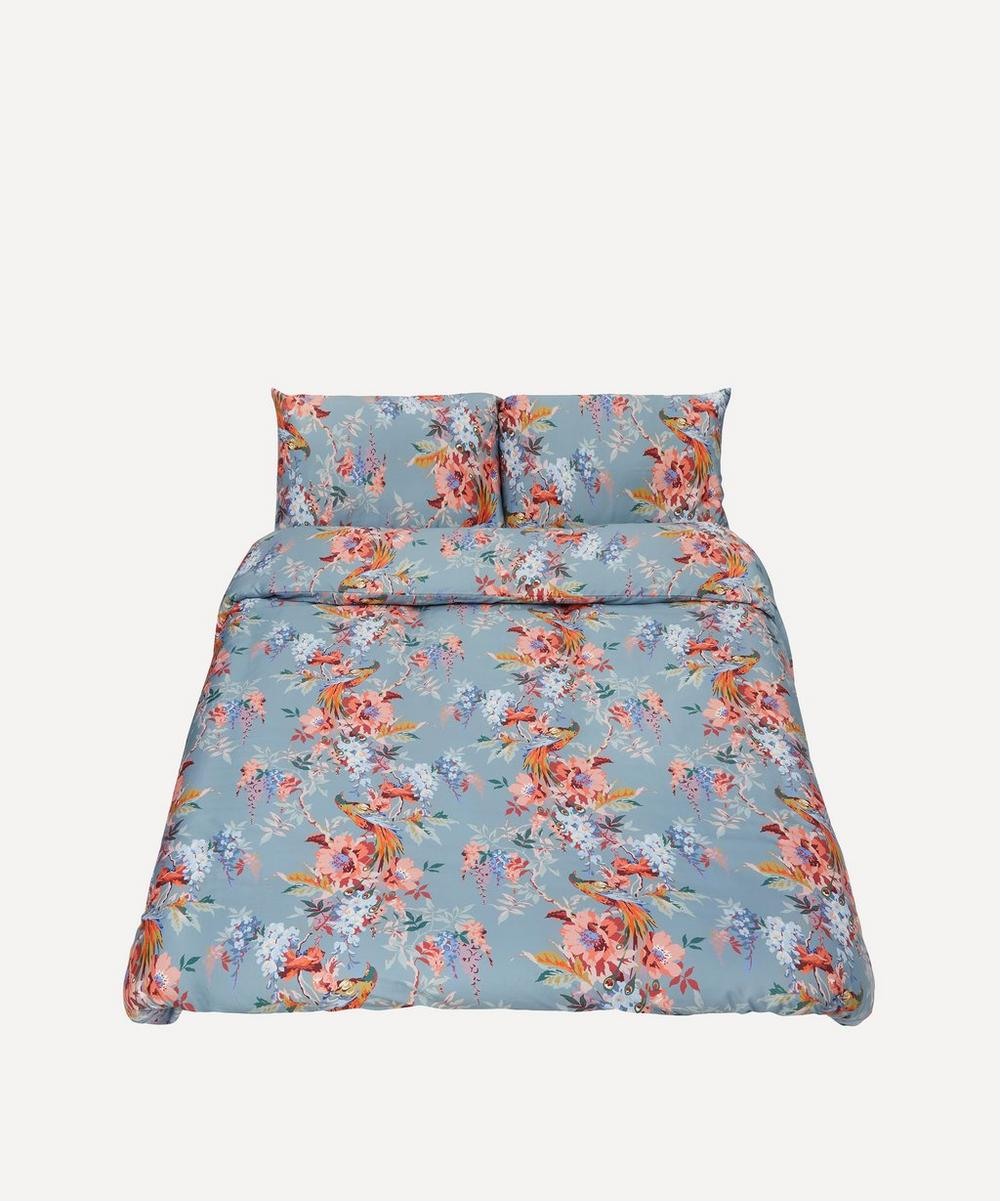Liberty - Delphine Cotton Sateen Super-King Duvet Cover Set