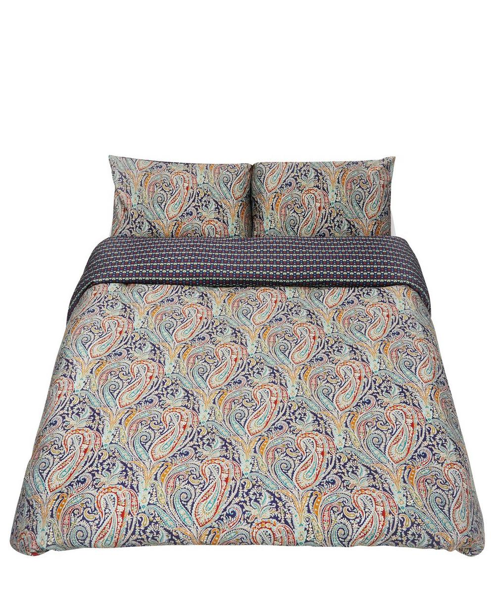 Liberty - Felix and Isabelle Cotton Sateen Super-King Duvet Cover Set