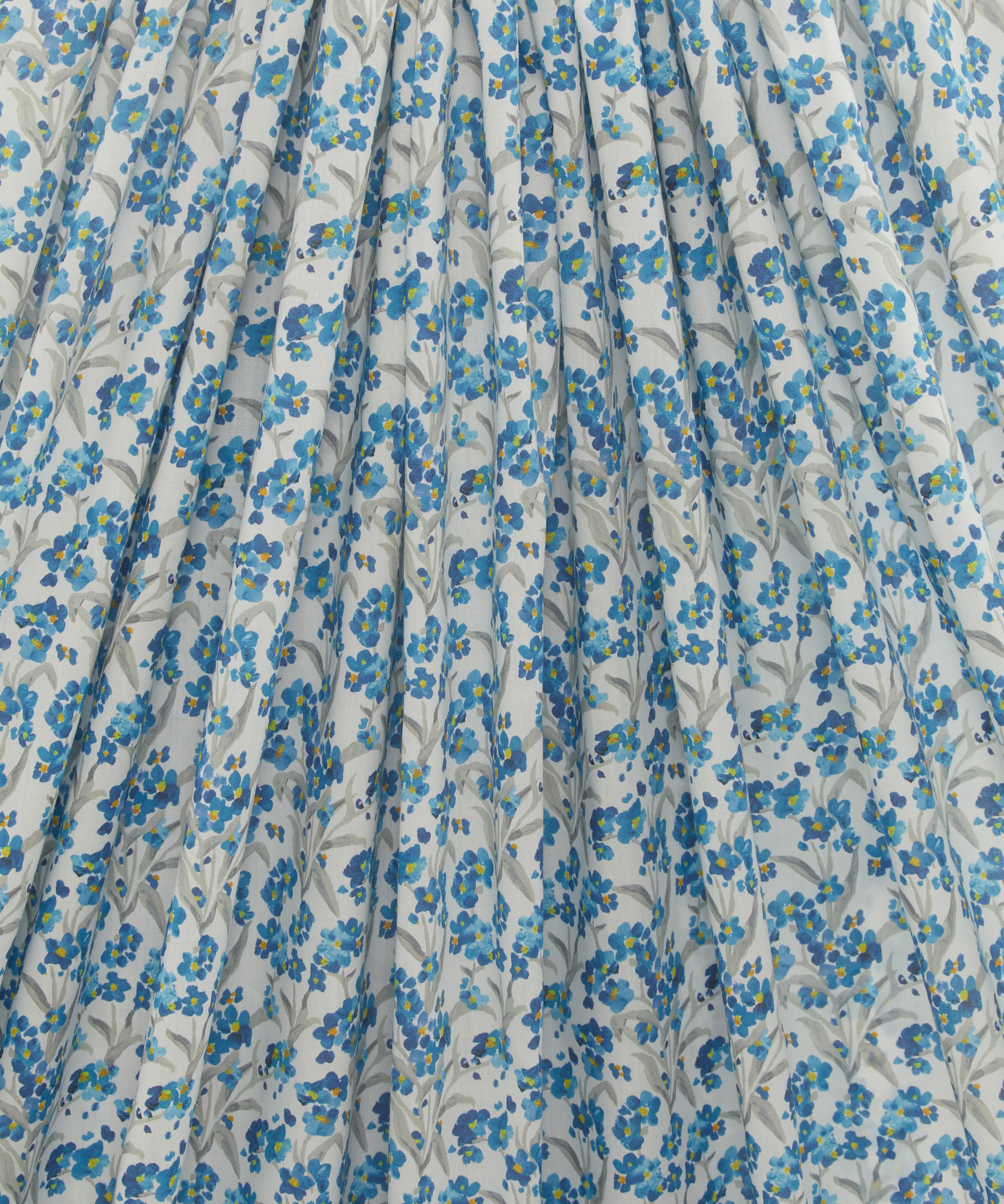 A ORKNEY BLOSSOM LIBERTY TANA LAWN - 100/% COTTON FABRIC