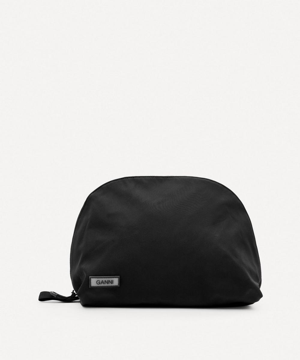 Ganni - Tech Fabric Toiletry Bag