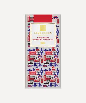 London Milk Chocolate Bar 80g