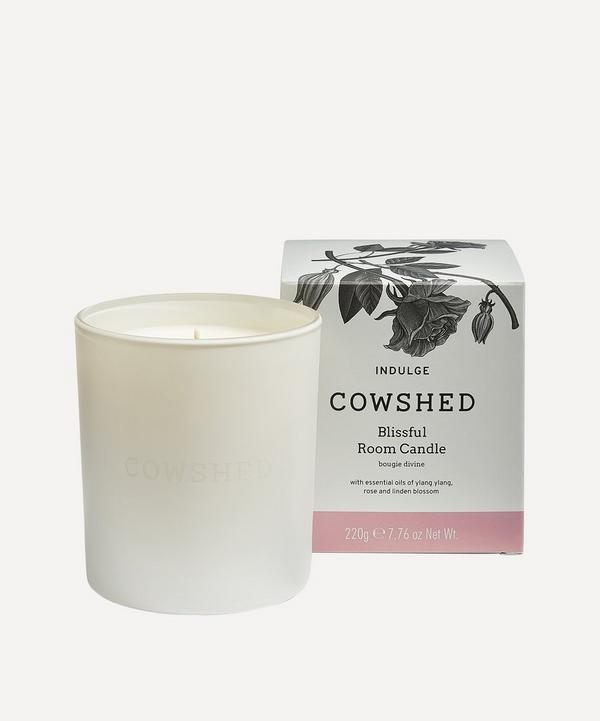 Cowshed - Indulge Blissful Room Candle 220g