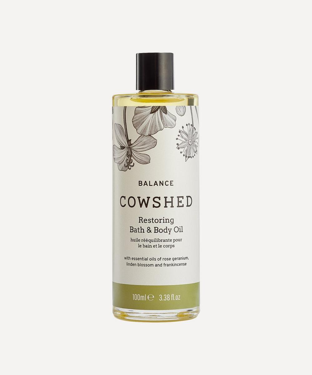 Cowshed - Balance Restoring Bath & Body Oil 100ml