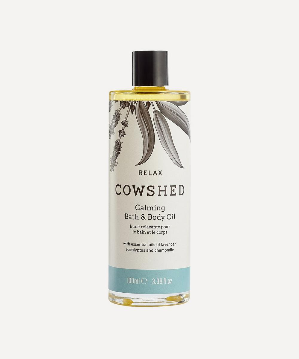 Cowshed - Relax Calming Bath & Body Oil 100ml