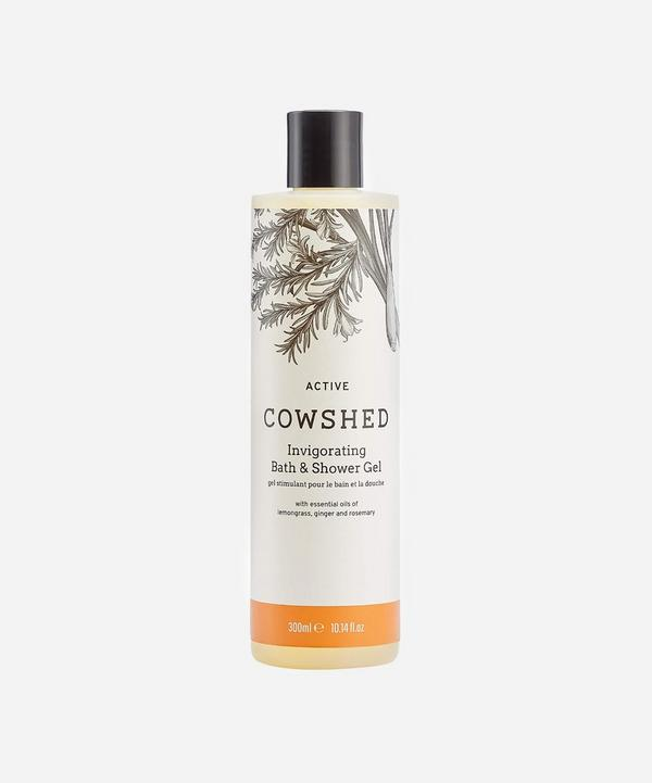Cowshed - Active Invigorating Bath & Shower Gel 300ml
