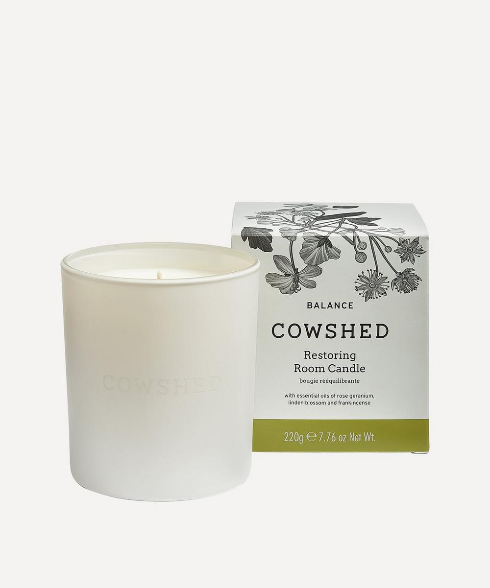 Cowshed - Balance Restoring Room Candle 220g