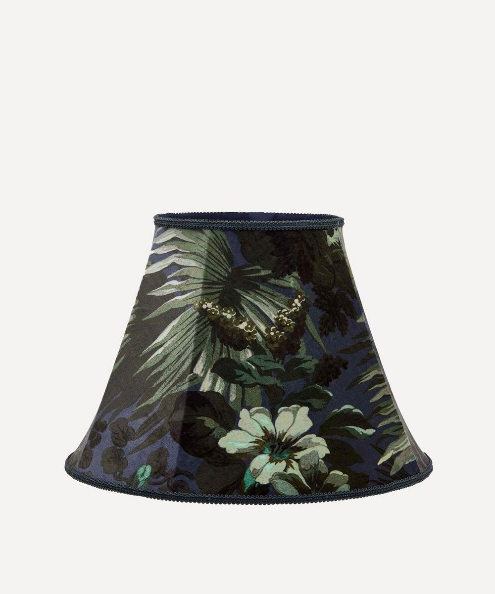 House of Hackney - Limerence Marlow Velvet Lampshade