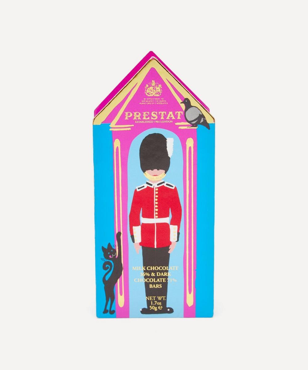 Prestat - Royal Guard Chocolate Box 50g
