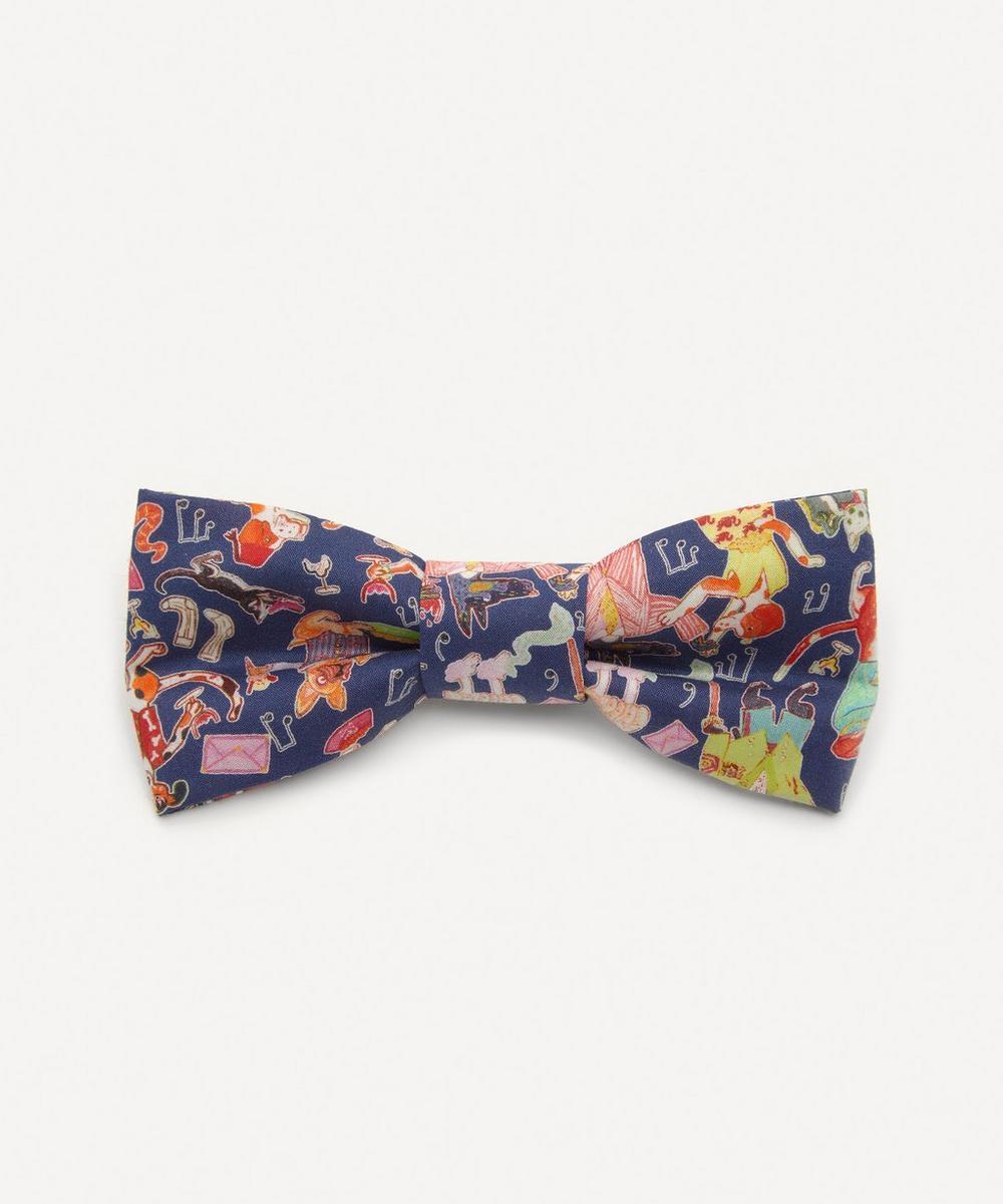 Teddy Maximus - Dapper Dogs Liberty Print Dog Bow Tie