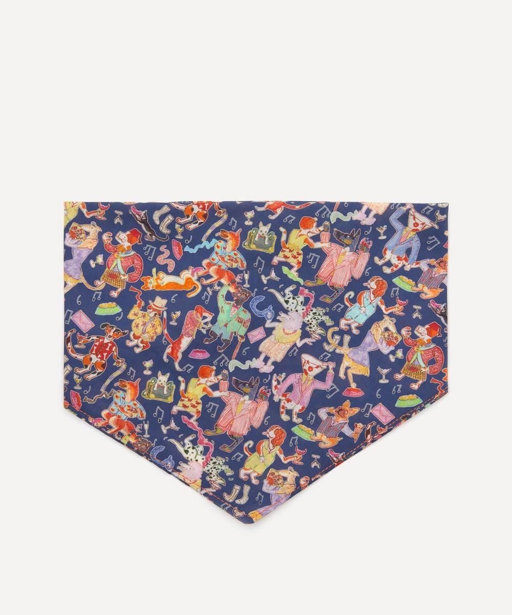 Teddy Maximus - Medium Dapper Dogs Liberty Print Dog Neckerchief