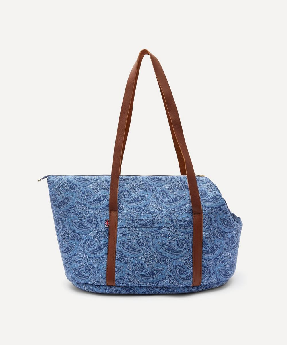 Teddy Maximus - Tessa Liberty Print Pet Carrier