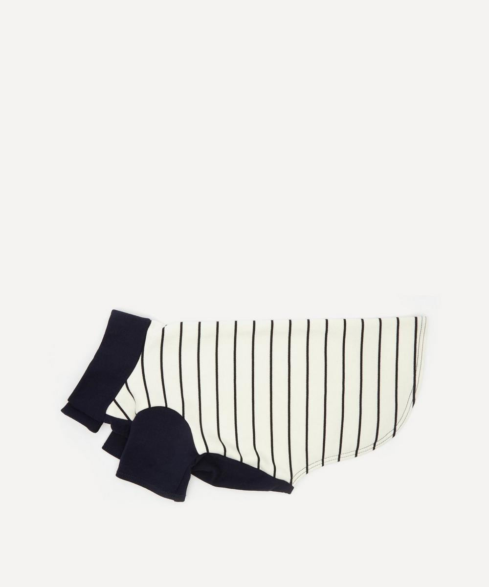 Fetch & Follow - Large Breton Striped Pet Jumper