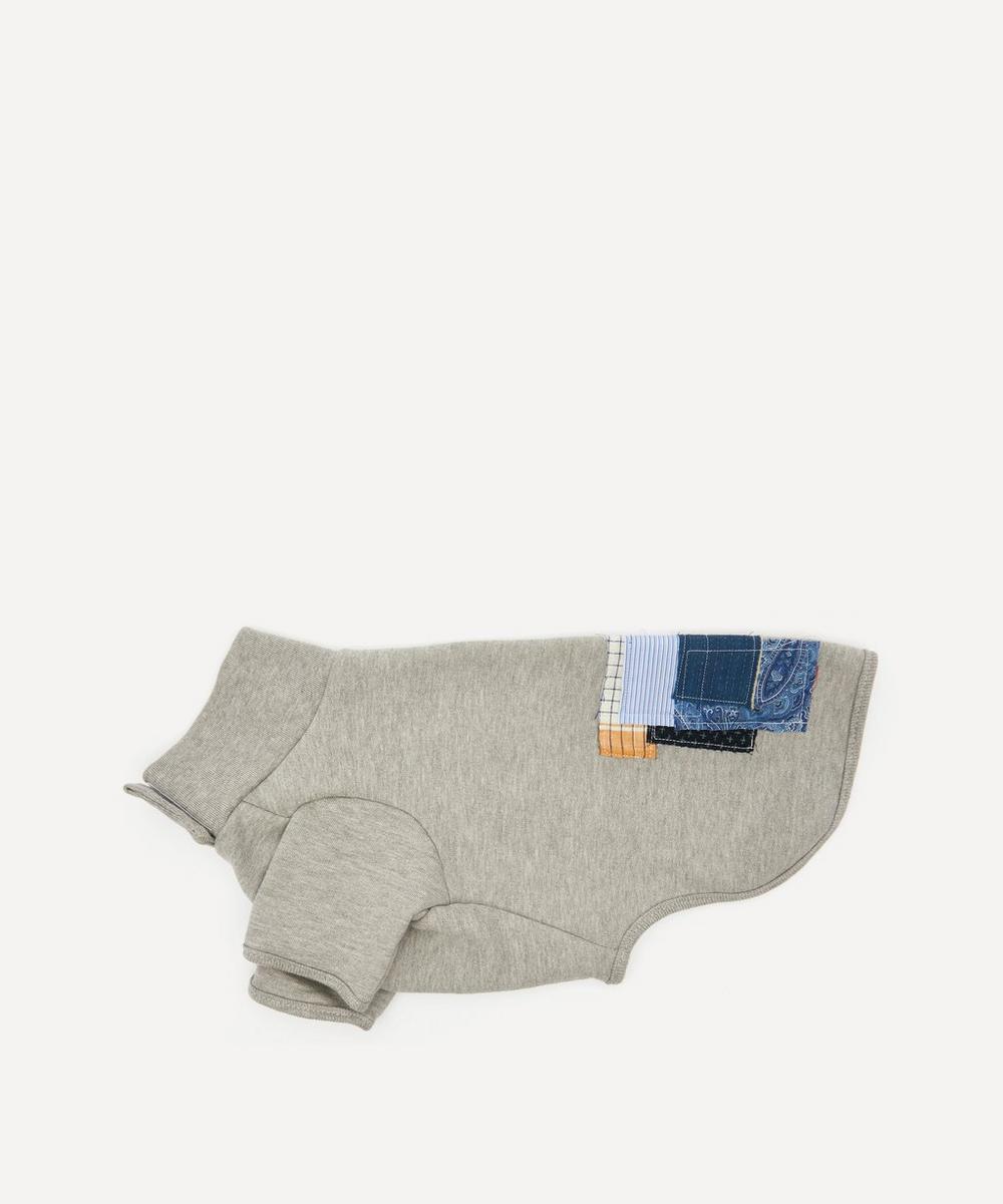 Fetch & Follow - Liberty Tessa Print Small Patchwork Pet Jacket