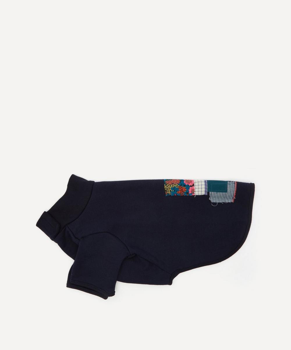 Fetch & Follow - Liberty Ciara Print Medium Patchwork Pet Jacket