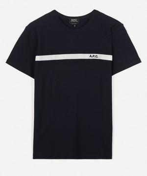 Yukata Cotton Logo T-shirt