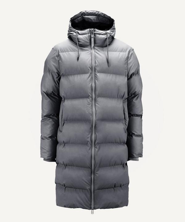 RAINS - Long Water-Resistant Thermal Puffer Jacket