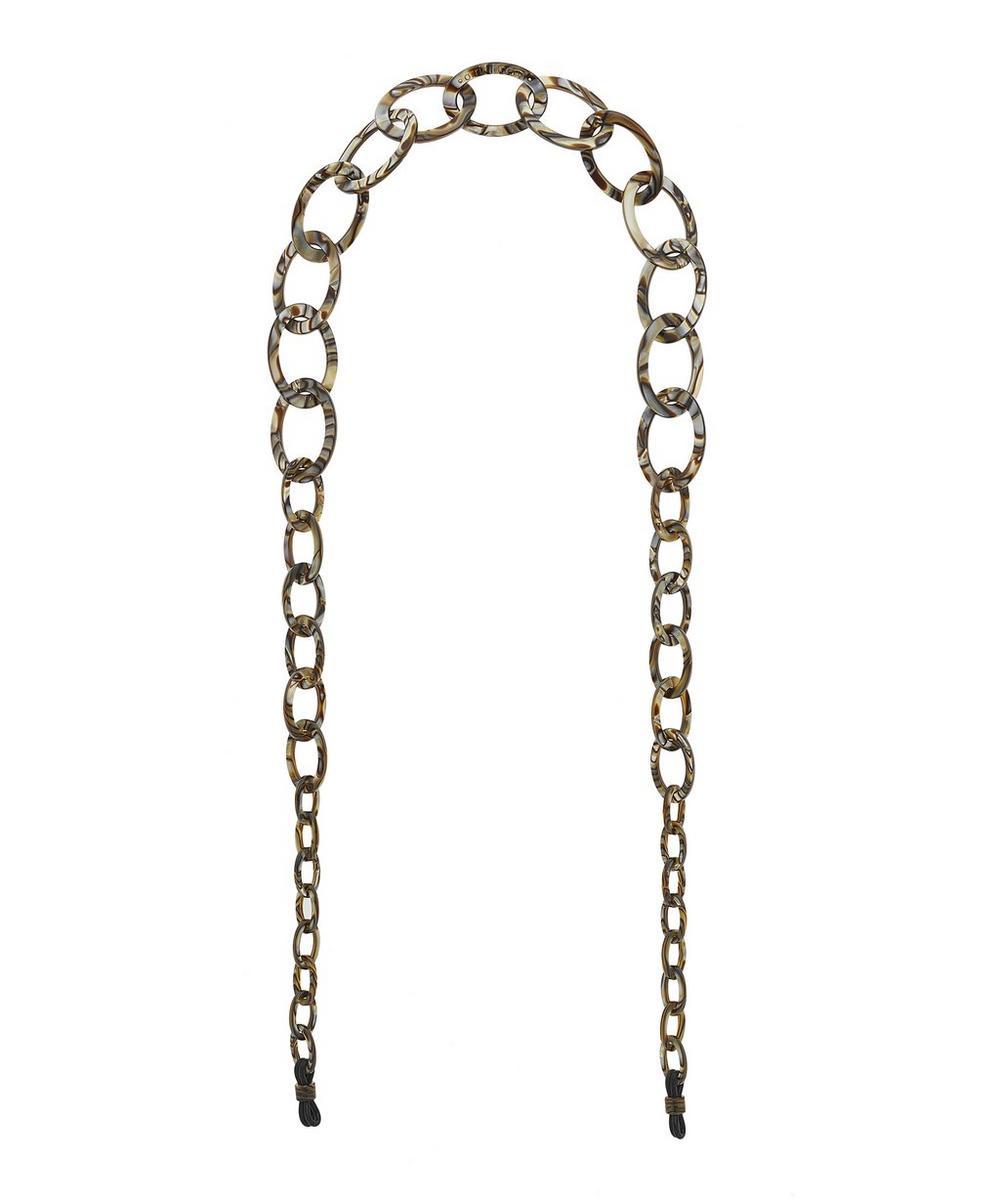 orris london - Smiley Glasses Chain