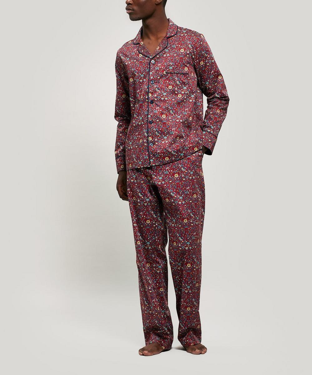 Liberty - Imran Tana Lawn™ Cotton Long Pyjama Set