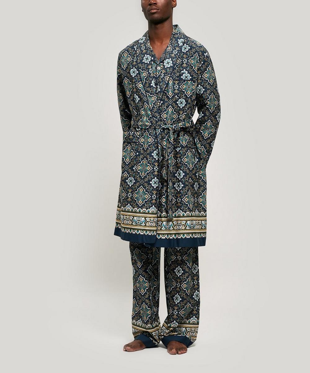 Liberty - Chatsworth Tana Lawn™ Cotton Robe