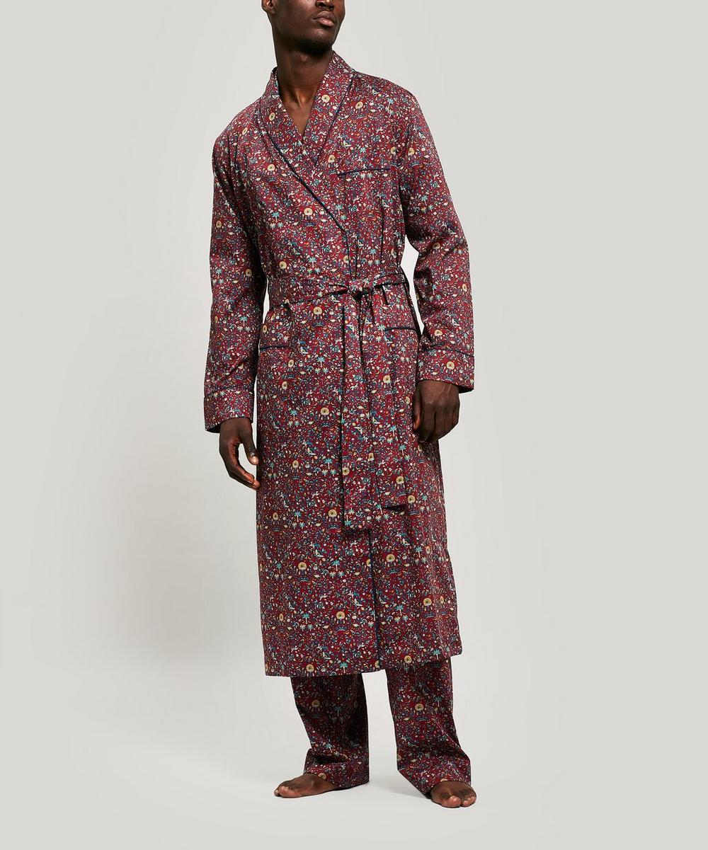 Liberty - Imran Tana Lawn™ Cotton Robe