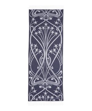 Ianthe Star 65 x 180cm Wool-Blend Scarf