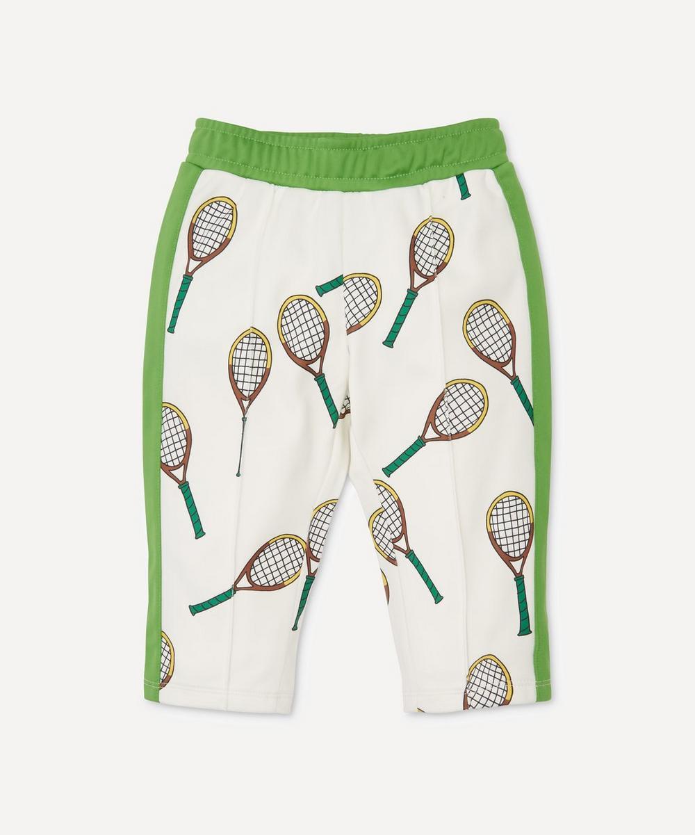Mini Rodini - Tennis Print Track Trousers