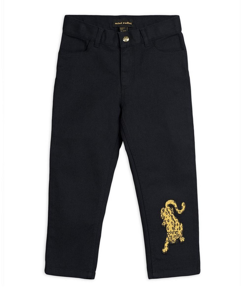 Mini Rodini - Leopard Jeans 2-8 Years