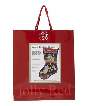 Angels Christmas Stocking Tapestry Kit