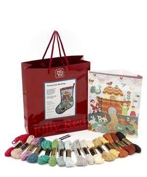 Animal Ark Christmas Stocking Tapestry Kit