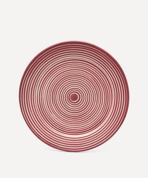 Classic Stripe Large Platter