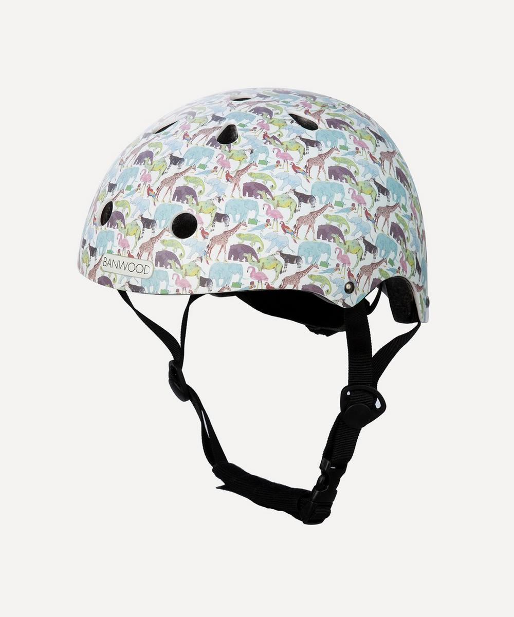 Banwood - Queue for the Zoo Bicycle Helmet