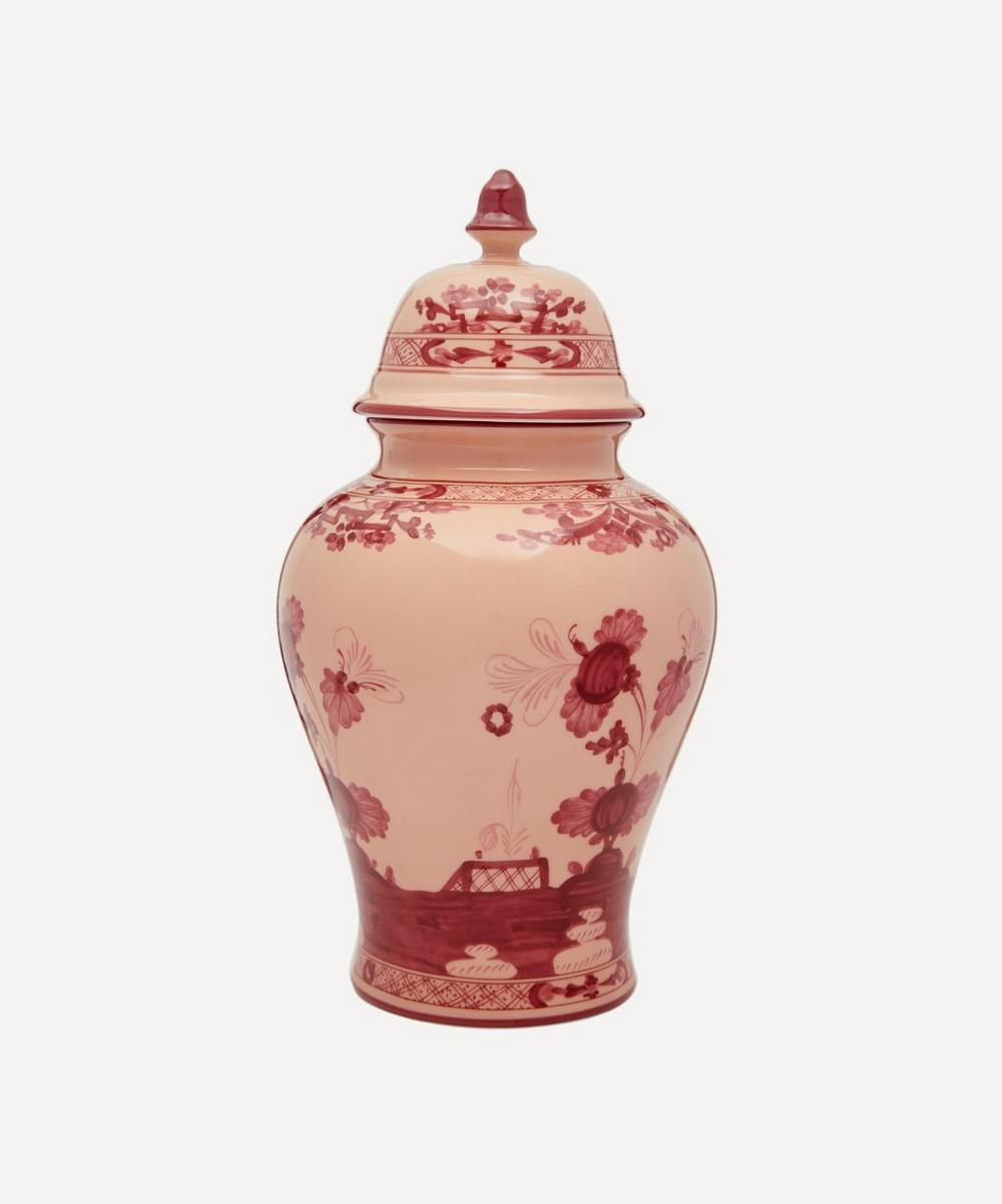 Richard Ginori - Oriente Italiano Potiche Vase
