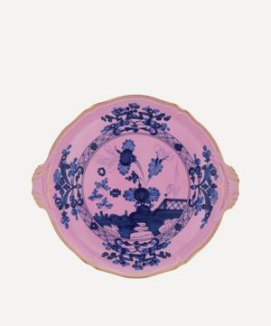 Oriente Italiano Round Cake Plate