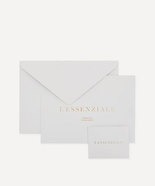 Atelier VM - L'Essenziale 18ct Gold Small Chain Bracelet Gift Card