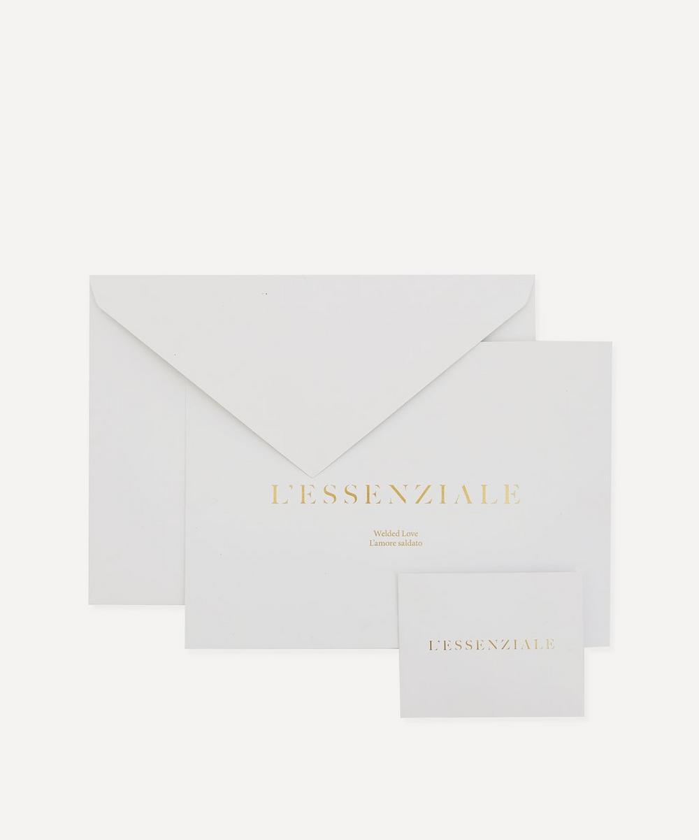 Atelier VM - L'Essenziale 18ct Gold WOW Chain Bracelet Gift Card
