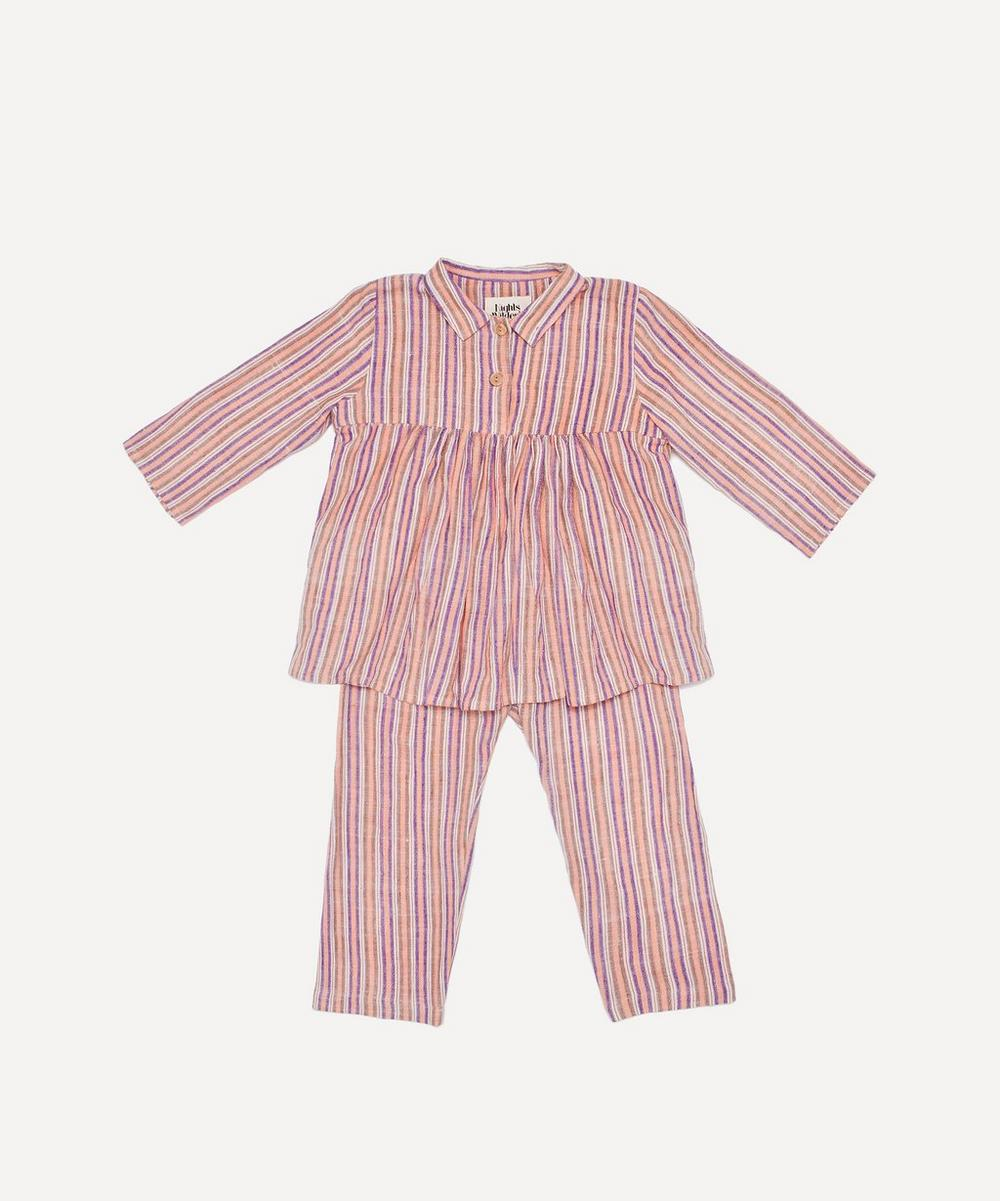 Nights by Wilder - Nico Candy Stripe Pyjamas 2-8 Years