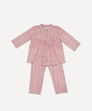 Nico Candy Stripe Pyjamas 2-8 Years